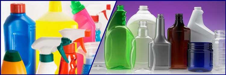 Elenco di contenitori alimentari e industriali di gomma e plastica