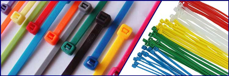 Articoli e prodotti di plastica fascette